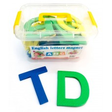 Magnetic letters - large