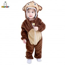 Childrens Costume Dress - Monkey