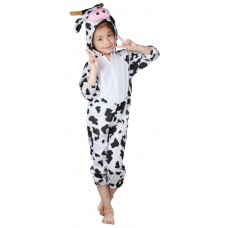 Children's Costume Dress - Dairy Cow