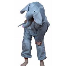 Children's Costume Dress - Elephant