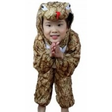 Childrens Costume Dress - Snake