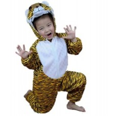 Childrens Costume Dress - Tiger