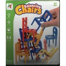 Balancing Chairs