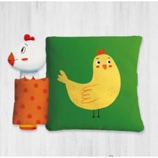 كتب قماشية (الدجاجة والصوص)