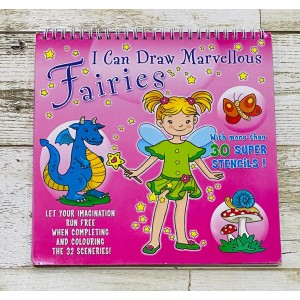 I can draw marvellous ( Fairies )
