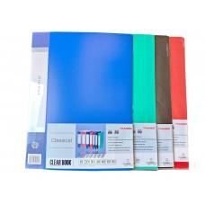 TRANBO ملف شفافيات 10 أوراق قياس A4