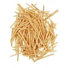 أعواد خشبية  5 سم