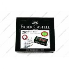 علبة محايات كبيرة FABER CASTELL (محاية 20