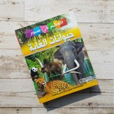 العالم في صور -حيوانات الغابة