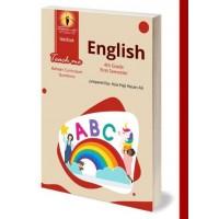 notebook teach me English 4th grade first semester