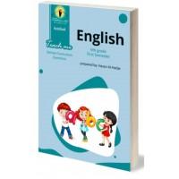 notebook teach me English 6th grade first semester