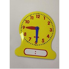 edx Educational magnetic clock