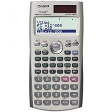 Calculator casio fc-200v
