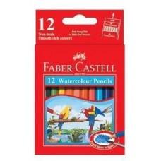 ألوان خشب 12 لون FABER CASTELL