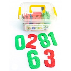 Magnetic numbers - large