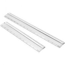 Plastic ruler 20 cm