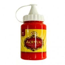 ألوان أكريليك 250 مل اللون أحمر (الرمز008-5236) SBC