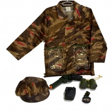 Military Forces - Worker play set