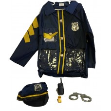 POLICE - Worker play set