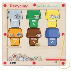 Learn to sort & Recycle