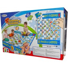 Snakes & Ladders Puzzle